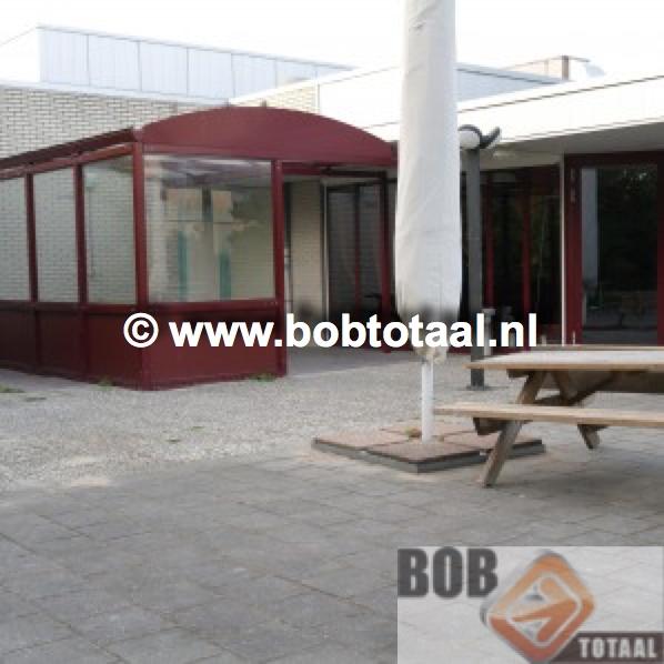 Rookruimte Defensie Restaurant De Witte Raaf in Den Helder