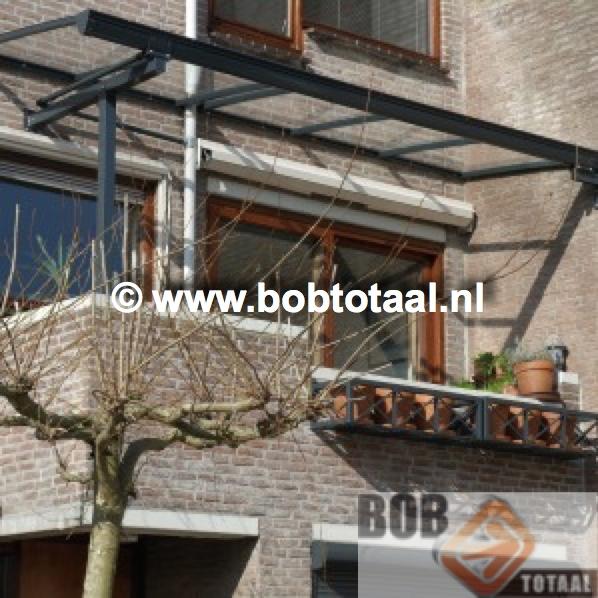 Boogoverkapping Balkon Nieuwerkerk ad IJssel