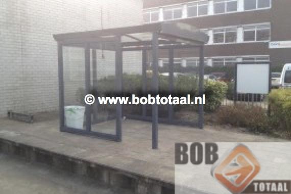 Rookoverkapping te Rotterdam - Alexanderpolder