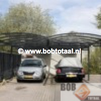 Dubbele carport in Meerssen