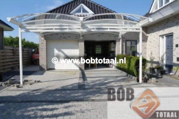 Boog carport - BobTotaal