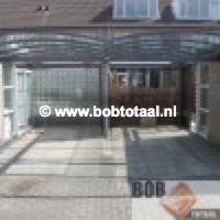 Carport Boogoverkapping Voorburg