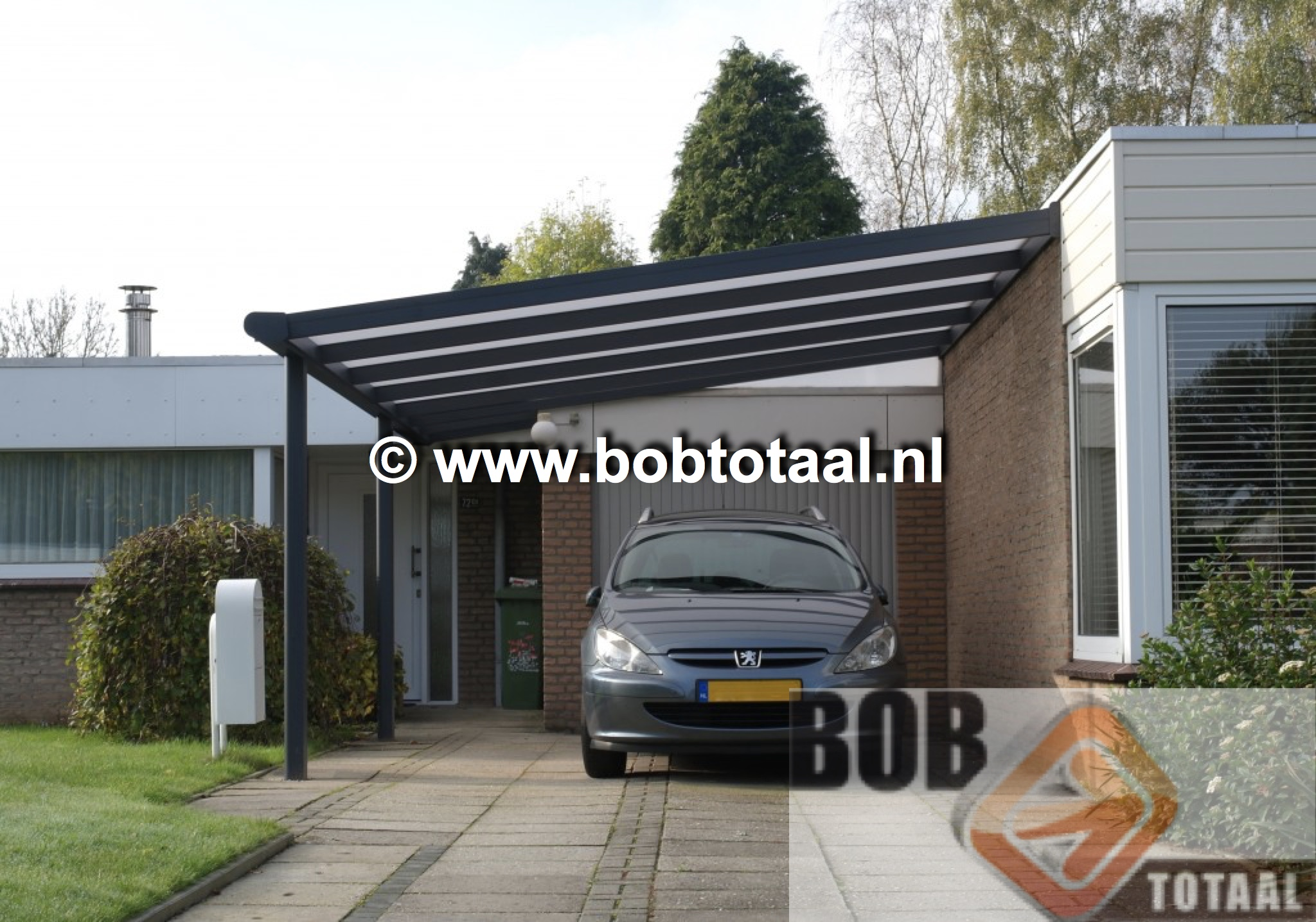 deponti carport nijmegen bobtotaal. Black Bedroom Furniture Sets. Home Design Ideas