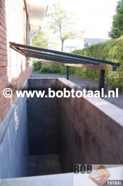 Trapgat overkapping Amsterdam Maatwerk Voorzijde Diep