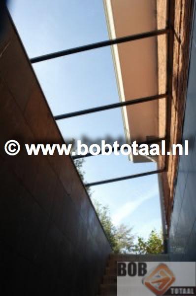 Trapgat overkapping Amsterdam Maatwerk Onderzijde